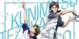 Prince of Tennis Best Games!! Tezuka vs Atobe em Outubro