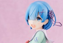Rem: High School Uniform pela Kadokawa