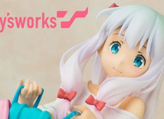 Sagiri Izumi pela Toy's works