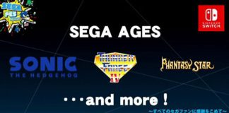 Sega Ages para Nintendo Switch