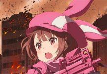 Sword Art Online: Alternative Gun Gale Online vai ter 12 episódios