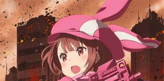 Sword Art Online: Alternative Gun Gale Online vai ter 12 episódios