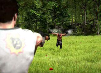 Teaser trailer de Serious Sam 4