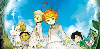 The Promised Neverland vai ter Novel