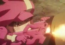 Trailer do 4º episódio de Sword Art Online Alternative: Gun Gale Online
