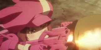 Trailer do 4º episódio de Sword Art Online Alternative: Gun Gale Online