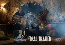 Trailer final de Jurassic World: Fallen Kingdom
