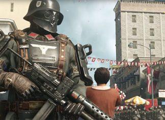 Wolfenstein II: The New Colossus - Trailer Nintendo Switch