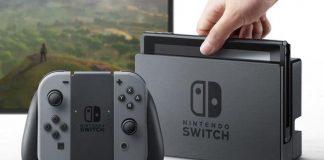 A consola Nintendo Switch ultrapasa os 17 milhões de unidades vendidas