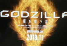 3º Filme de Godzilla em Novembro
