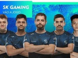 SK Gaming confirmados para o Moche XL Esports