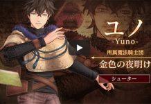 "Black Clover: Quartet Knights - Trailer ""Yuno"""