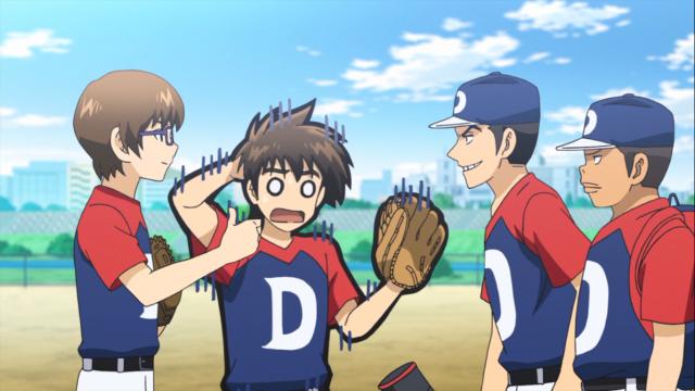 Major 2nd - Ep 4: O Talento de Amar o Baseball