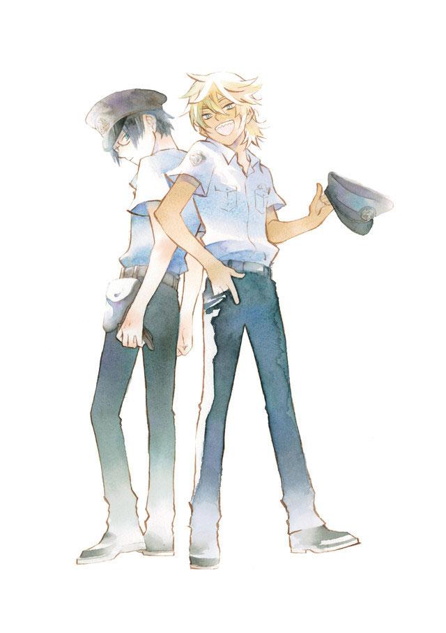 Design de personagens de Sarazanmai