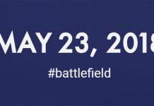 Dia 23 de Maio vamos conhecer o novo Battlefield