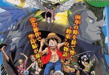 Especial de One Piece a 25 de Agosto