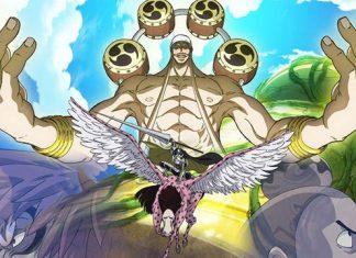 Especial de One Piece com personagem original