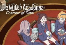 Little Witch Academia: Chamber of Time - Análise