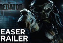 Primeiro teaser trailer de The Predator