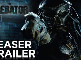 Primeiro teaser trailer de The Predator
