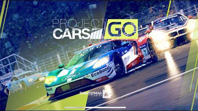 Project CARS para smartphones
