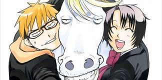 Silver Spoon regressa a 23 de Maio