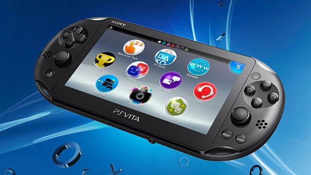 Sony vai parar produção de cartões de jogos físicos para PS Vita