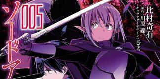 TOP Volumes Light Novel que mais venderam na primeira metade de 2018