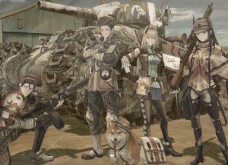 Trailer de Valkyria Chronicles 4 destaca Squad E