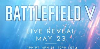 Vê aqui em direto a apresentação de Battlefield 5