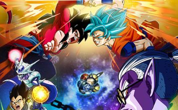 novo anime de Dragon Ball (Super Dragon Ball Heroes)