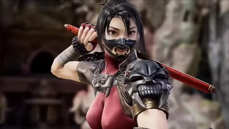 Bandai confirma retorno da personagem Taki, confira gameplay — SoulCalibur VI