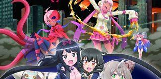 Anunciado Kaijuu Girls (Kuro)
