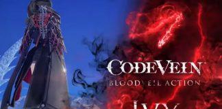 Code Vein revela Ivy