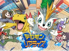 Gameplay de Digimon ReArise