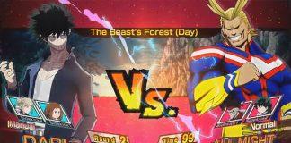 Gameplay de My Hero One's Justice