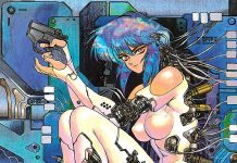 Ghost in the Shell é o primeiro mangá da JBC Portugal
