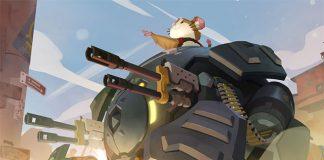 Hammond - O novo herói de Overwatch
