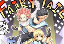 Hiro Mashima revela Fairy Tail City Hero, o spinoff de Fairy Tail