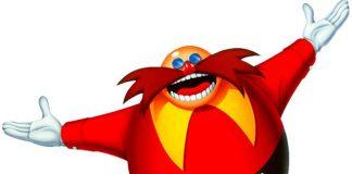 Jim Carrey no filme de Sonic the Hedgehog