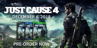 Just Cause 4 - Trailer de anúncio na E3 2018