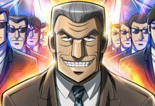 Nova imagem promocional de Chuukan Kanriroku Tonegawa