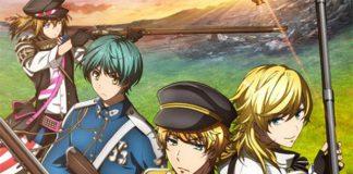 Nova imagem promocional de Senjuushi