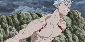 Novo trailer do filme anime de Nanatsu no Taizai