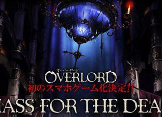Overlord vai ter jogo para smartphones