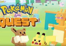 RPG Pokémon Quest já está disponível para dispositivos móveis