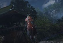 Trailer de Sekiro: Shadows Die Twice pela FromSoftware