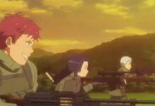 Trailer do 11º episódio de Sword Art Online Alternative: Gun Gale Online