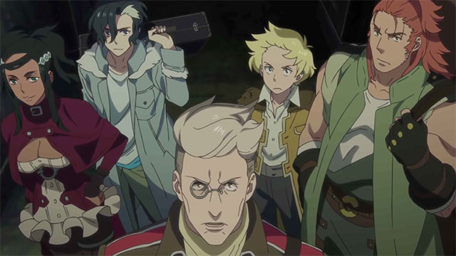 Image result for sirius the jaeger