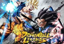 Trailer oficial de Dragon Ball Legends
